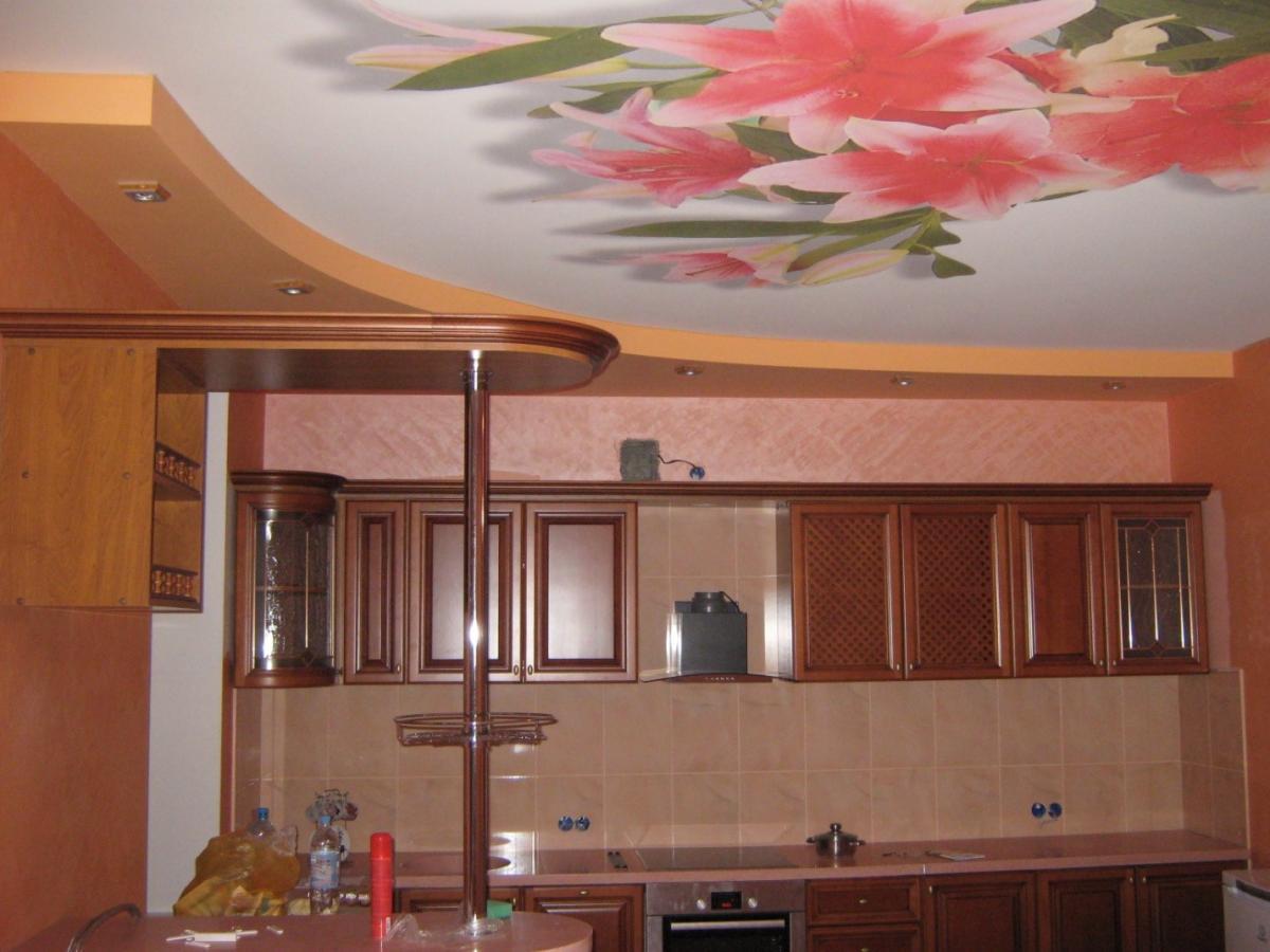 фотопечать на кухню.
