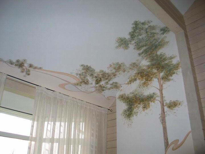 Фотопечать на балкон
